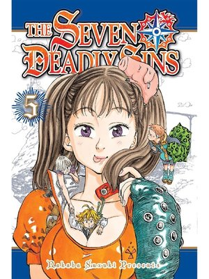 cover image of The Seven Deadly Sins, Volume 5
